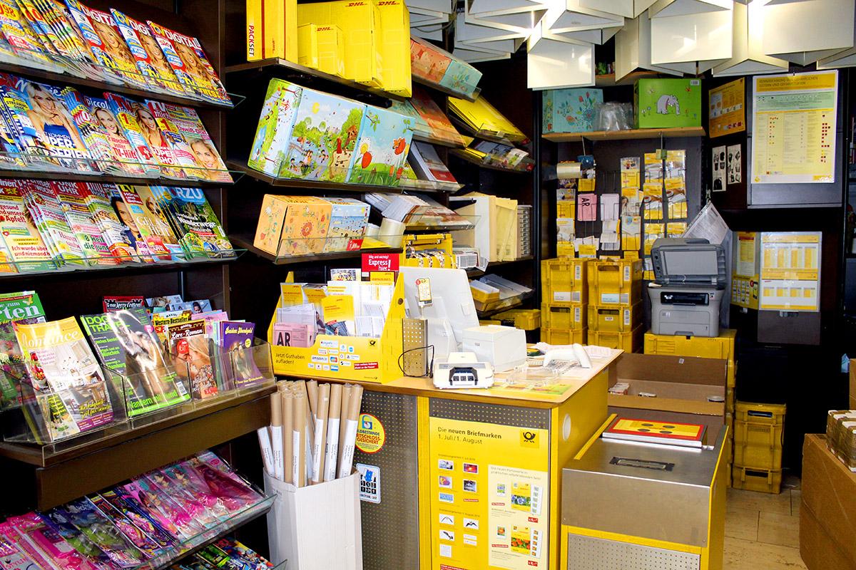 Einrichtung - Lotto- und Postagentur Silke Rizzo in 44866 Bochum