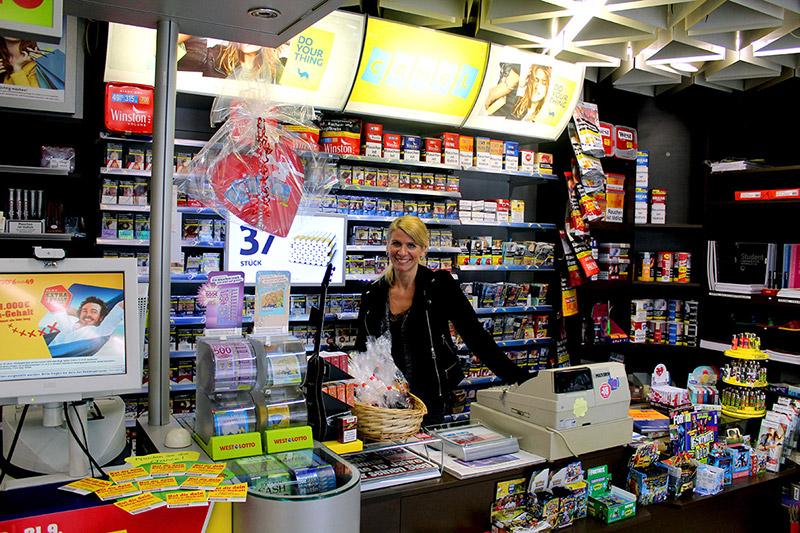 Innenansicht - Lotto- und Postagentur Silke Rizzo in 44866 Bochum